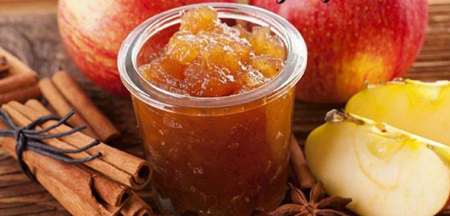 receta de mermelada de manzana sin azucar en thermomix