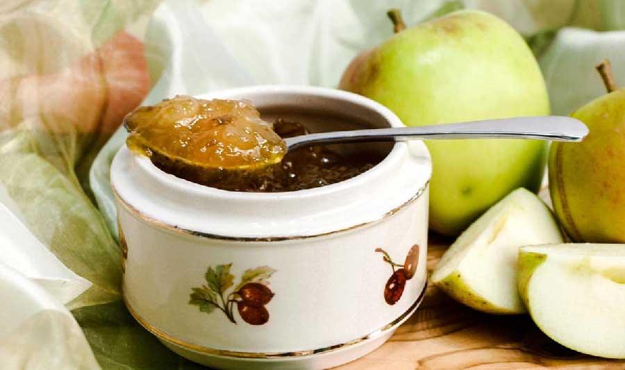 receta de mermelada de manzana thermomix