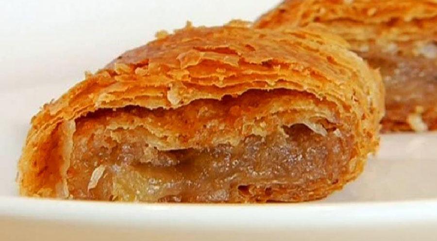 receta de Strudel de manzana sin gluten