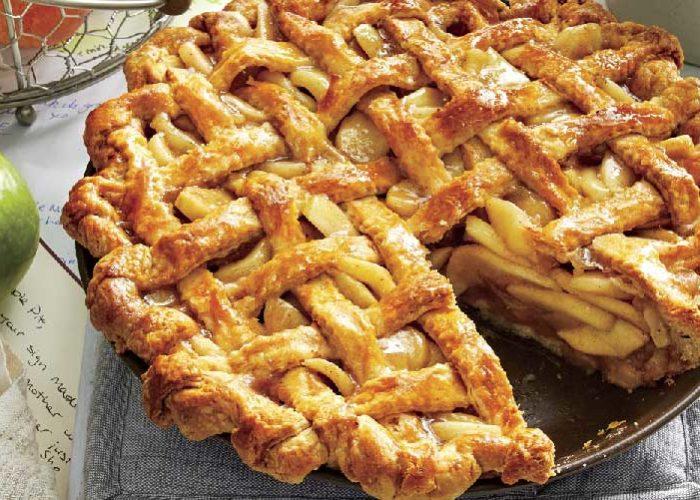 la tarta de manzana más fácil del mundo, la tarta de manzana mas rica del mundo