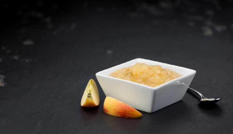 receta de compota de manzana casera